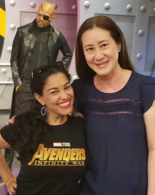 Supporting Diversity in the Film Industry ~ Interview with AVENGERS: INFINITY WAR Executive Producer Trinh Tran