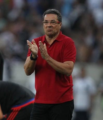 Vanderlei Luxemburgo Flamengo x Vasco (Foto: Ernesto Carriço / Conteúdo Estadão)