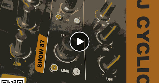 DJ Cyclic show 87 1 hours 25, progressive house etc. 1-4-2019