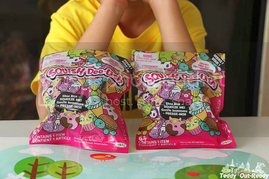 Squish Dee Lish toys
