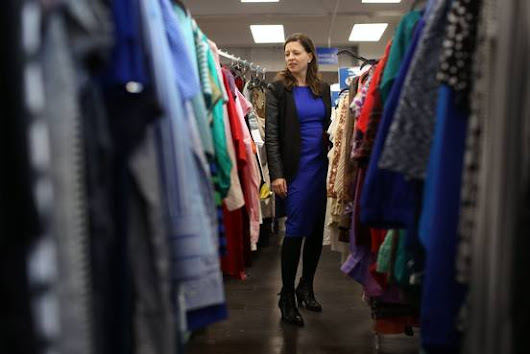 Goodwill Hunting: CEO Dresses for Success With Thrift-Store Bargains - WSJ