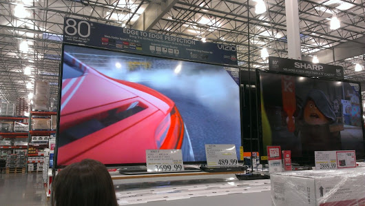 Black Friday Specials:  Would you pay $13,002 for a TV?