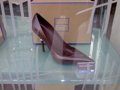 Chocolate Stiletto Paris 2