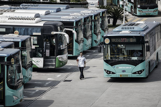 Electric Buses Are Hurting the Oil Industry