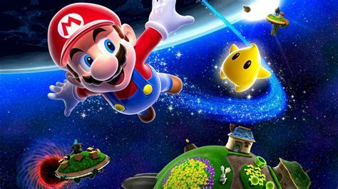 Super Mario Galaxy wallpaper 254786