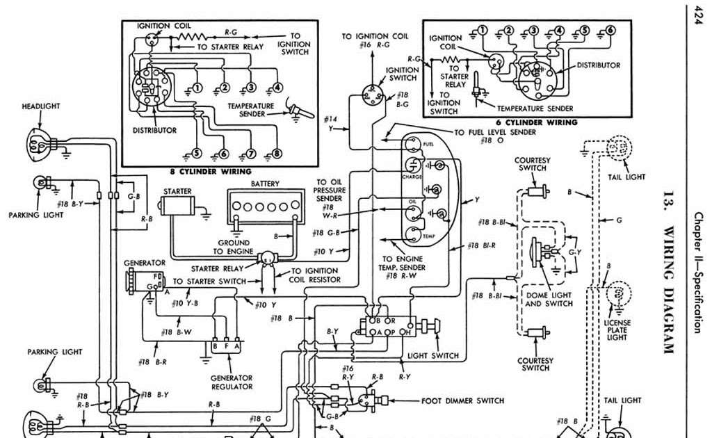 Glow Plug Wiring Diagram