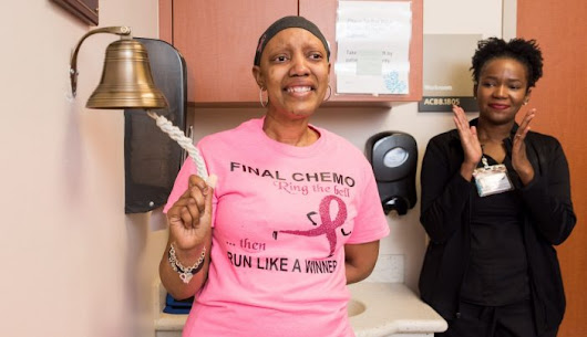 Triple-negative breast cancer survivor: 'MD Anderson is my life'