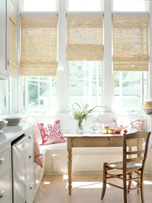 Inspiration: 10 Lovely Window Seats - The Inspired Room