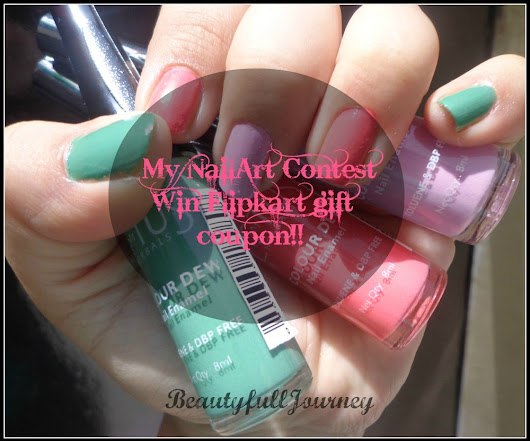 """My NailArt"" Contest