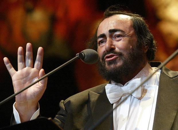 Λουτσιάνο Παβαρότι (Luciano Pavarotti)