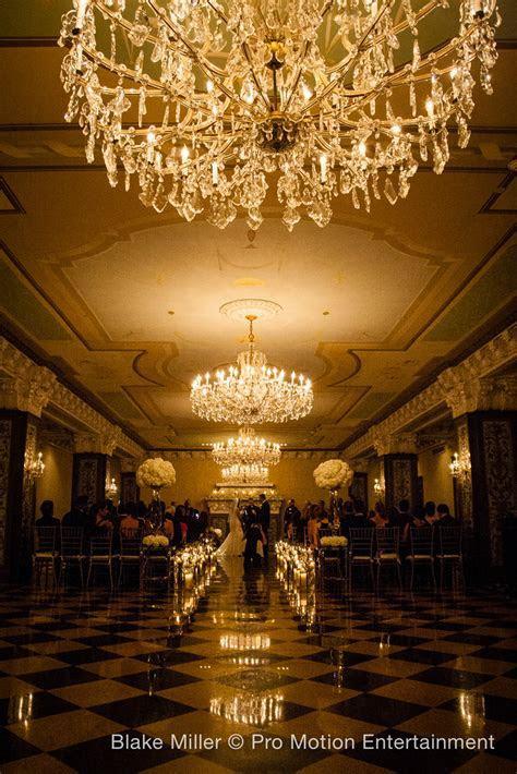 US Grant Hotel Wedding   San Diego Wedding DJ & Lighting