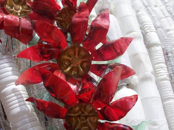 decorações recicladas