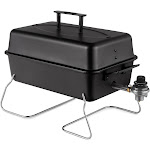 Char-Broil Table Top 11,000 BTU 190 Sq. Inch Portable Gas Grill | 465133010 by VM Express