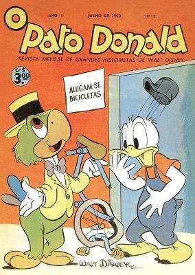 O Pato Donald # 1