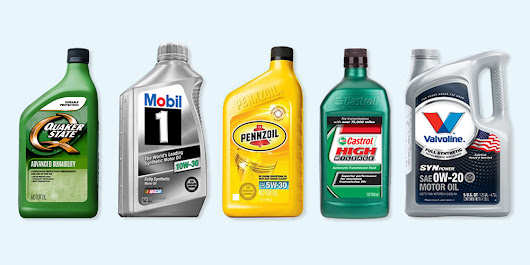 The Top 8 Motor Oils That Are the Best in the Business