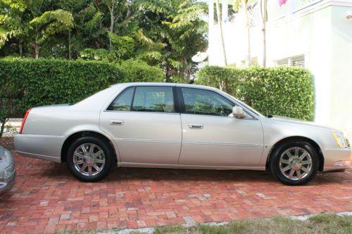 Purchase used 2007 Cadillac DTS Luxury Touring Sedan-1 ...