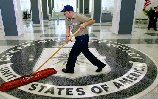 A whistleblower plays by the rules at CIA, and finds 'nothing gets done'