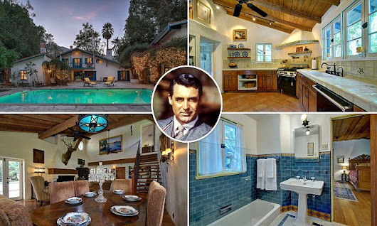 Hollywood legend Cary Grant's Palm Springs home sells for $3.5 million