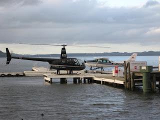 Round the World Skydive: Rotorua