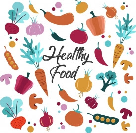 Healthy Food Vectors Stock For Free Download About 254 Vectors Stock In Ai Eps Cdr Svg Format