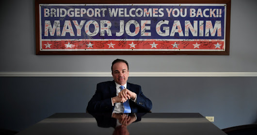 From City Hall to Prison and Back, Ganim Now Eyes Governor's Mansion
