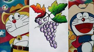 All Clip Of Mewarnai Buah Anggur Bhclipcom