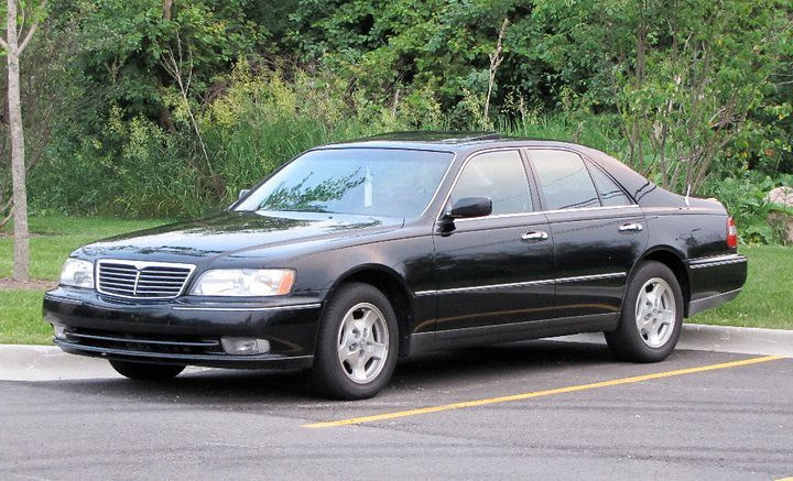 IL- FS 1997 Infiniti Q45t Black on Black - Nissan Forum ...