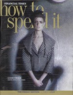 FT - How to spend it