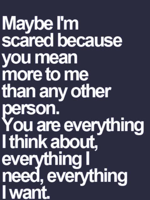 Inspirational Love Quotes And Sayings Falling In Love Romantic