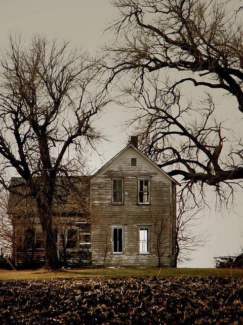 abandoned....... haunted.......