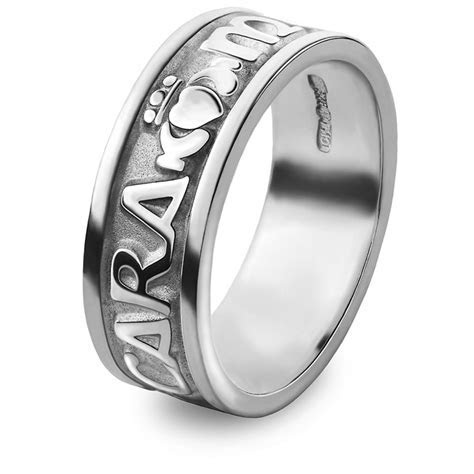 Mens Celtic Wedding Rings MS WED184