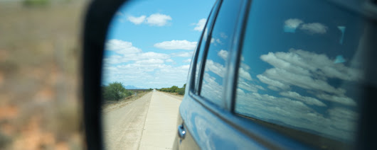 Answers from Learners Permit Test: How to Adjust Vehicle Side Mirrors? - Driver-Start.com