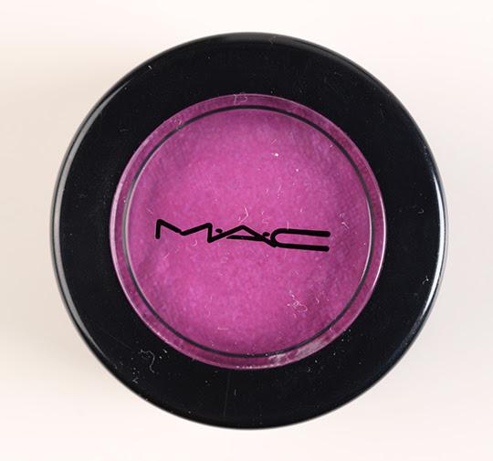 MAC Infra-violet Electric Cool Eyeshadow