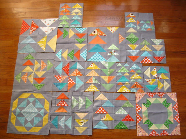 sew buzzy squares