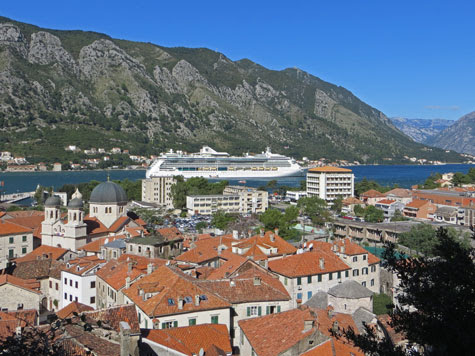Kotor Montenegro Tourist Information and Vacation Guide