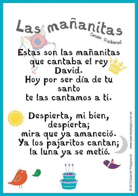 Happy Birthday To You Song Lyrics In Spanish