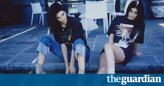 Kendall and Kylie Jenner pull 'disgusting' T-shirt line after legal threats | Culture | The Guardian