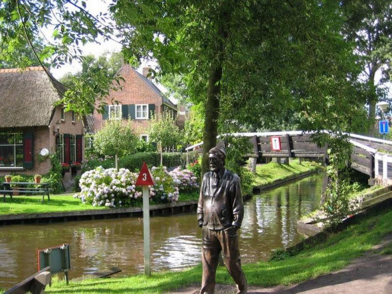Giethoorn, a Veneza rural da Holanda 04