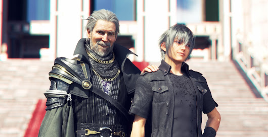 Square Enix keeps pumping out Final Fantasy XV content and will continue to into 2018 - شبكة مجالس بللحمر