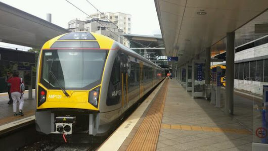 Twitter / TransportBlog: On train on way home got to ...