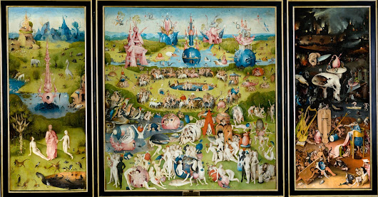 15 Facts You Need to Know About the Delightfully Weird 'Garden of Earthly Delights'