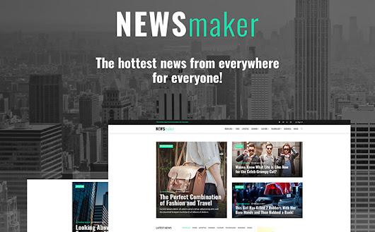 11 Best Wordpress Themes for News Website