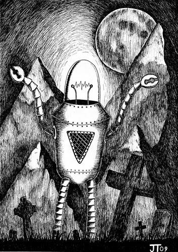 The Monster of Moonstone RIdge
