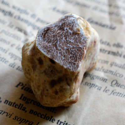 Inside the Truffle