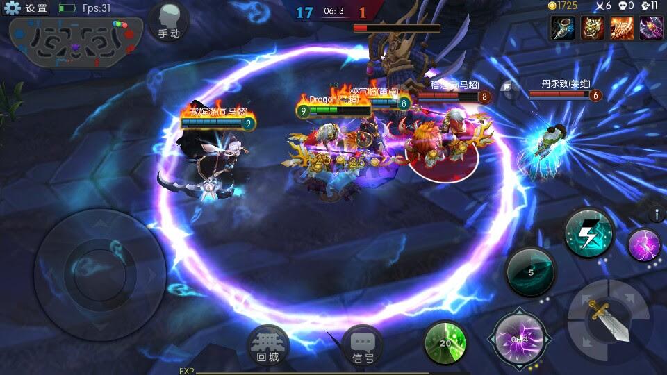 Mộng Tam Quốc Mobile - Game 3Q Củ Hành Mobile