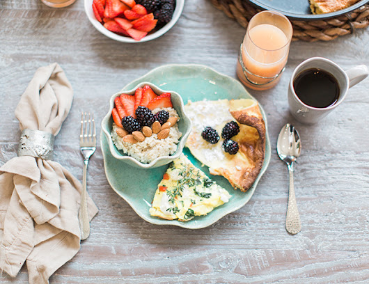 How to Cook a Delicious & Easy Brunch - Inspired By This