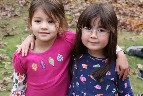 Rachel and Dova