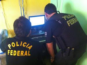 Polícia Federal cumpre mandados de busca e apreensão em quatro cidades pelo país