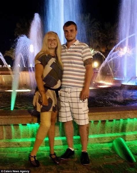 Terminally ill Natalie Daniells lives out bucket list