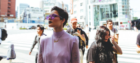 Exclusive: An Intimate Look Behind the Scenes of Halsey's Japanese Tour | NOISEY